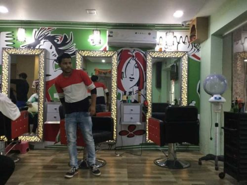 Javed Habib Hair Studio