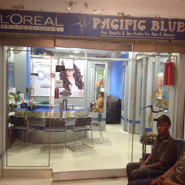 Loreal Pacific Blue - Best Unisex Salon