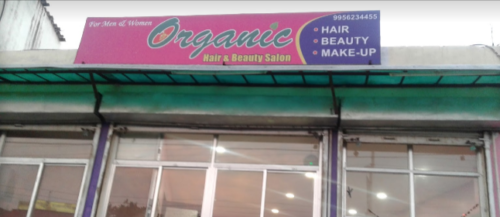 Organic Hair & Beauty Saloon
