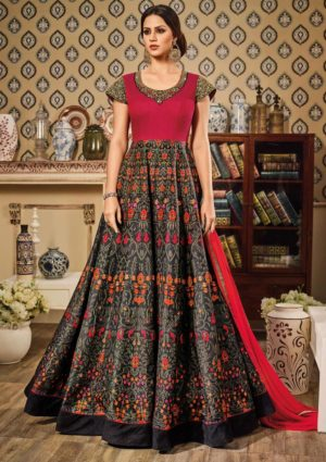 Traditional Long Beautiful Gown