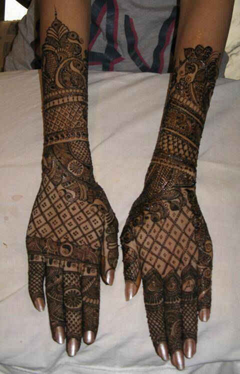 The Mehandi World