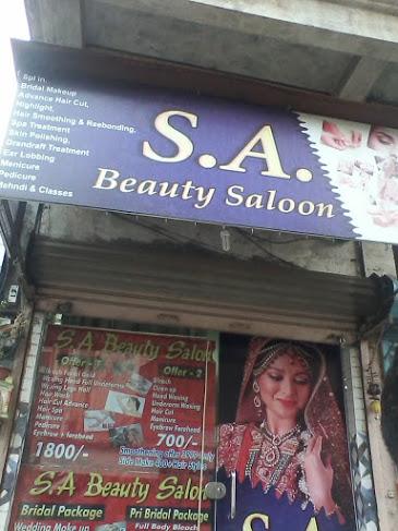 S. A. Beauty Saloon
