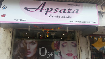APSARA BEAUTY STUDIO