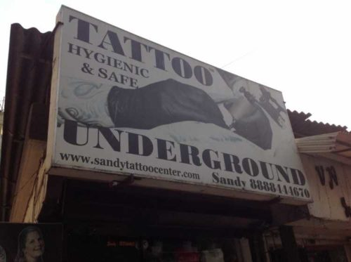 Tattoo Underground