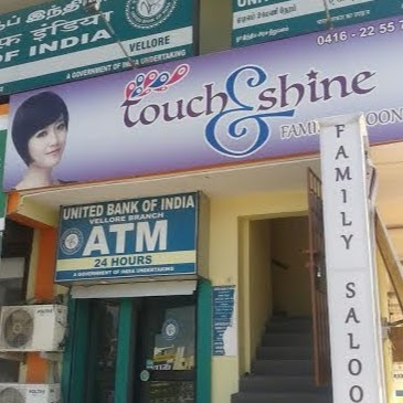 Touch & Shine -Beauty Salon