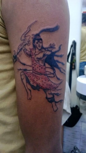 Best Tattoo in Vijayawada