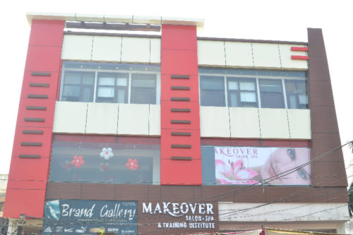 Makeover Salon- Spa