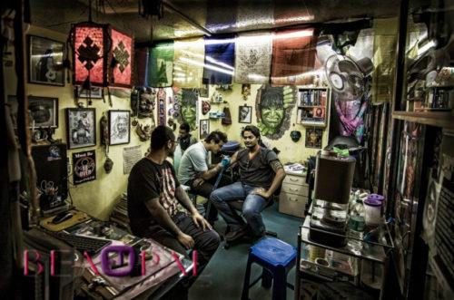 Calcutta Ink Tattoo Studio