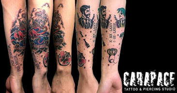 Carapace Tattoo & Piercing