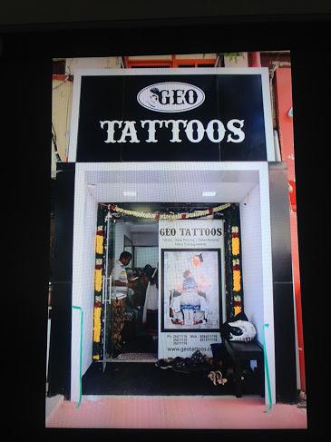 Geo Tattoos