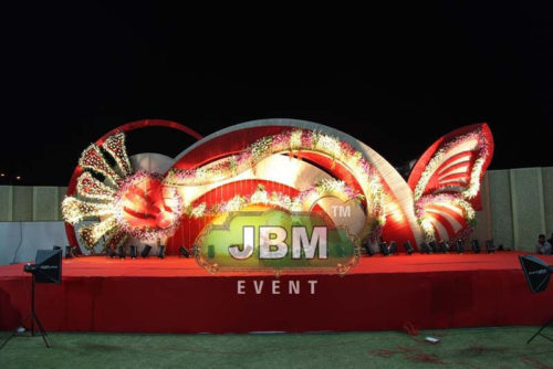 JBM Events & Wedding Planner
