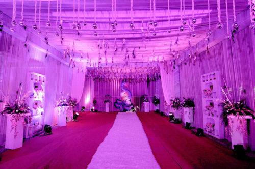Lilac Wedding Planner