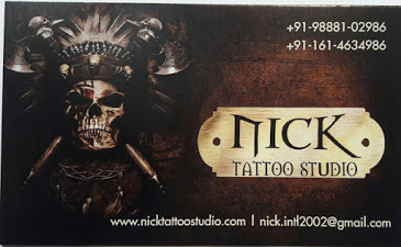 Nick Tattoo Studio