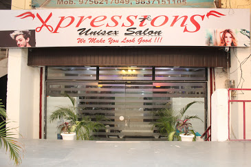 Xpressions Beauty Salon - (Bridezz Villa-Makeup Salon)