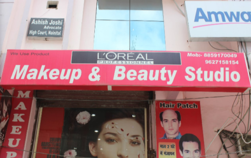 Women-Z-Makeup Studio Loreal