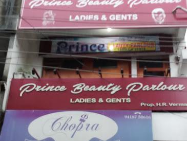 Prince Beauty Parlour Hamirpur