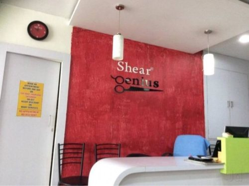 Shear Genius Unisex Salon