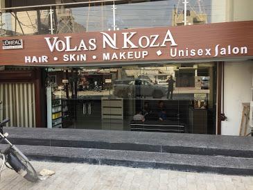 Unisex Salon Volas n Koza Makeup Studio