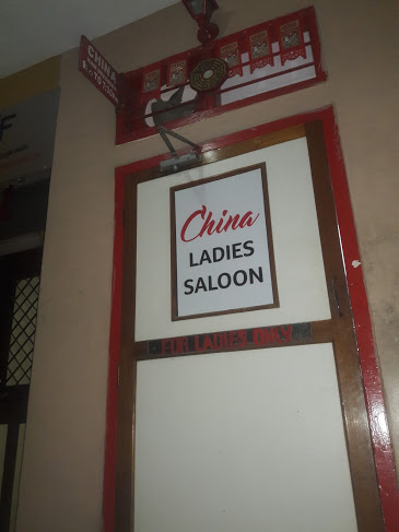 China Ladies Beauty Saloon