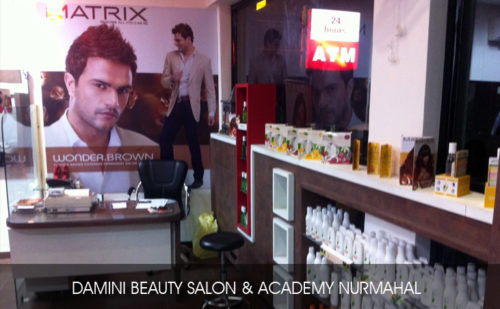Damini Beauty Salon