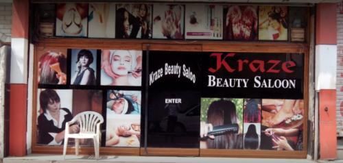 World Famous Kraze Beauty Parlour Centre