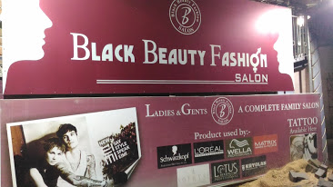 Black Beauty Fashion Salon