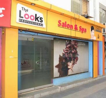 The Looks professional Salon & Spa