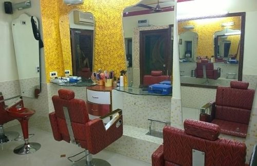 SHA-ALEENA BEAUTY PARLOUR & SPA CENTRE