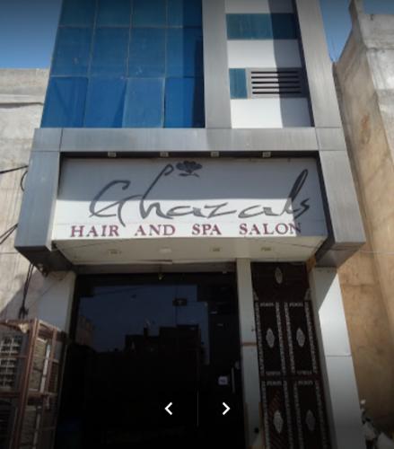 Ghazals Hair Spa Salon And Beauty Clinic