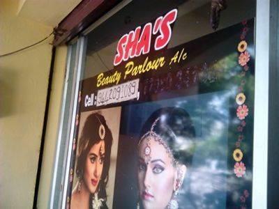 SHAS BEAUTY SPOT & FITNESS CENTER - training - bridal shop & makeup specialist