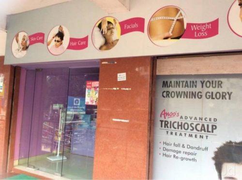 Anoos Electrolysis & Obesity (Khammam Branch)