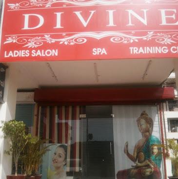 DIVINE LADIES SALON &TRAING CENTER