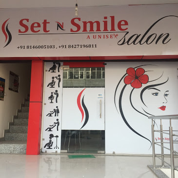 Set n smile unisex salon