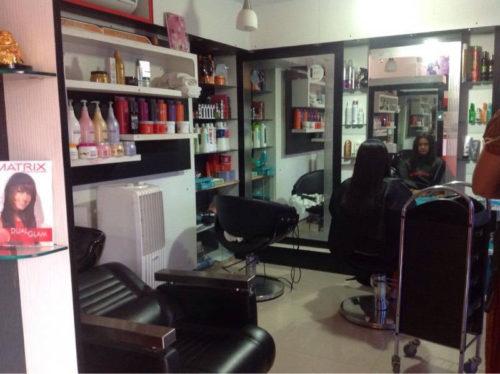 Shie Beauty Salon, Mysore