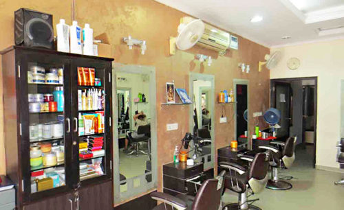 Sanskriti Beauty Parlour