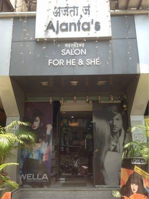 Ajanta's Salon For HE & SHE