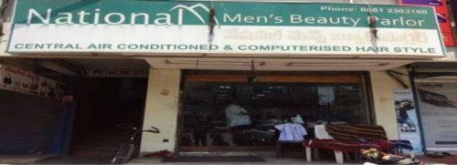 National Men's Beauty Parlour