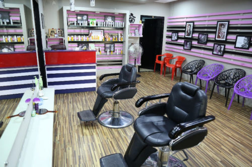 Lalitha's Herbal Beauty Parlour