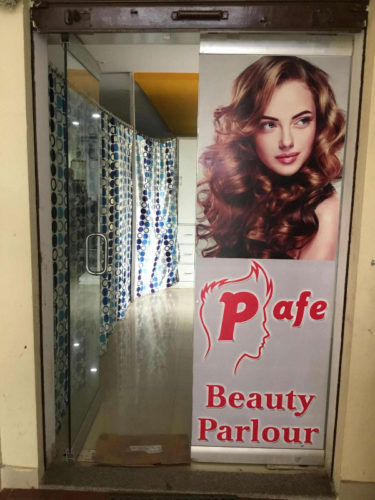 Pafe Hair & Beauty Salon