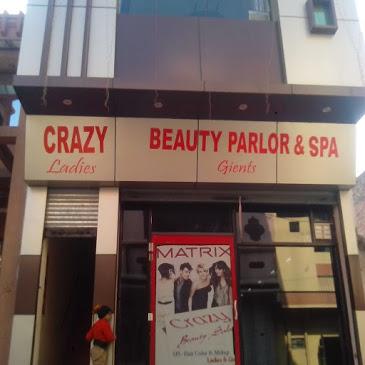 Crazy Beauty Salon & Parlour