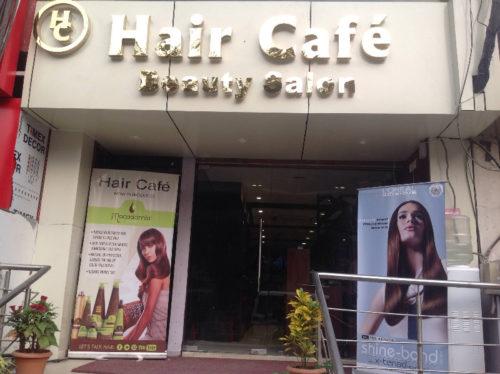 Hair Cafe Beauty Salon
