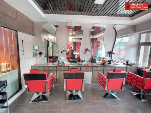 Absolute Spa and Beauty Parlour