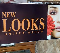 New looks unisex salon
