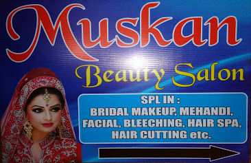 MUSKAN BEAUTY SALON