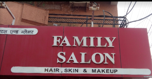Glitz & Glamour Family Salon