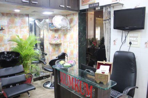 Kumkum Beauty Parlour & Spa Center