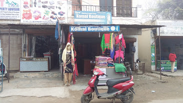 Komal Boutique And Beauty Parlour