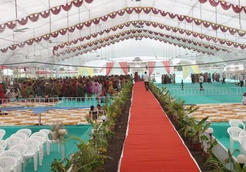 Ganesh Mandap Service
