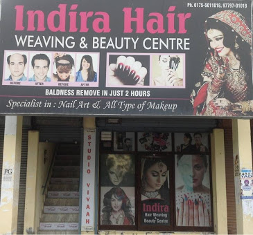 Indira Hair Weaving & Beauty Centre