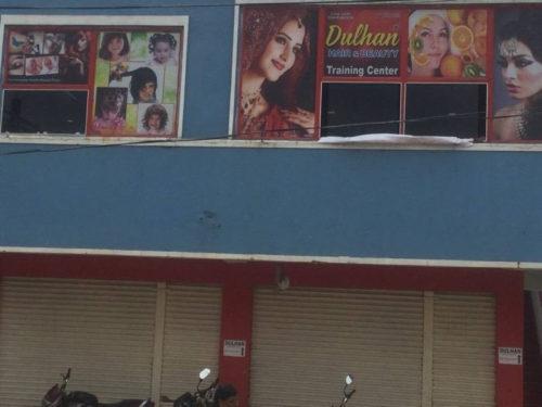 Dulhan Hair & Beauty, Training Center